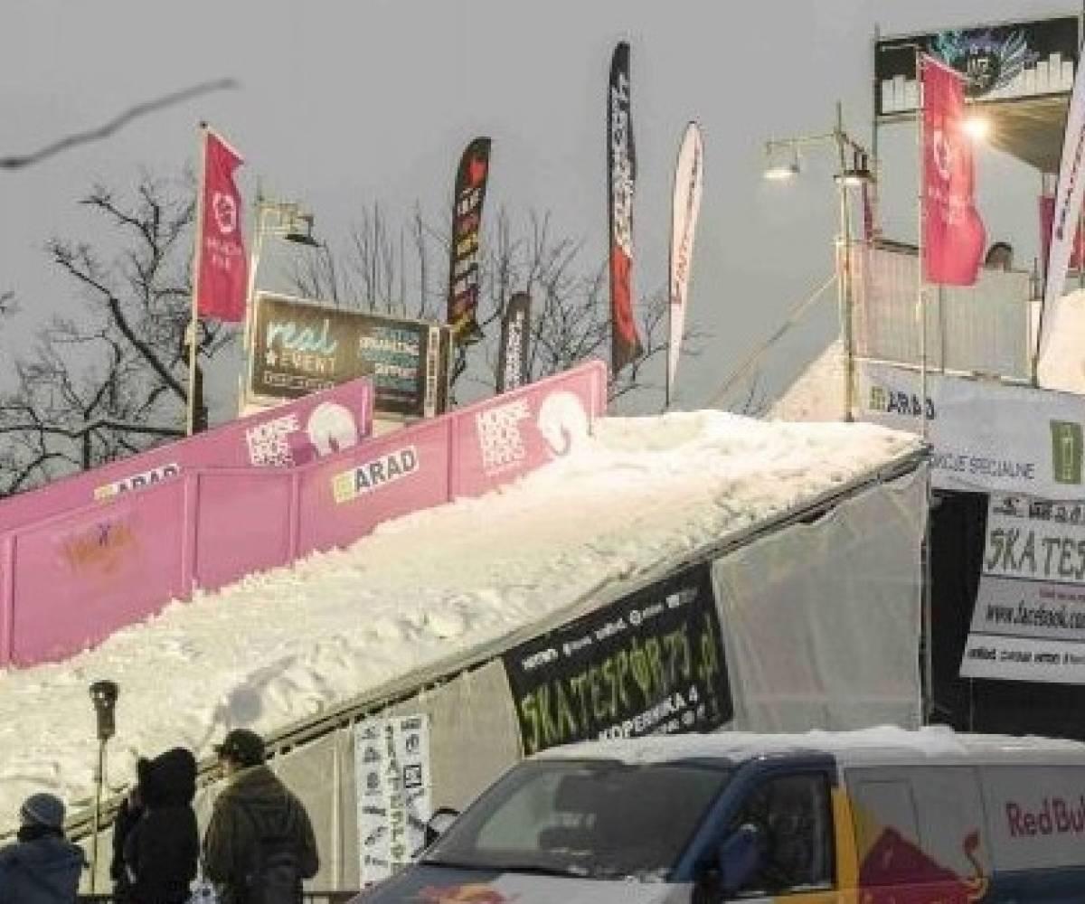 JibBeat - zawody snowboardowe - Wrocław, luty 2013