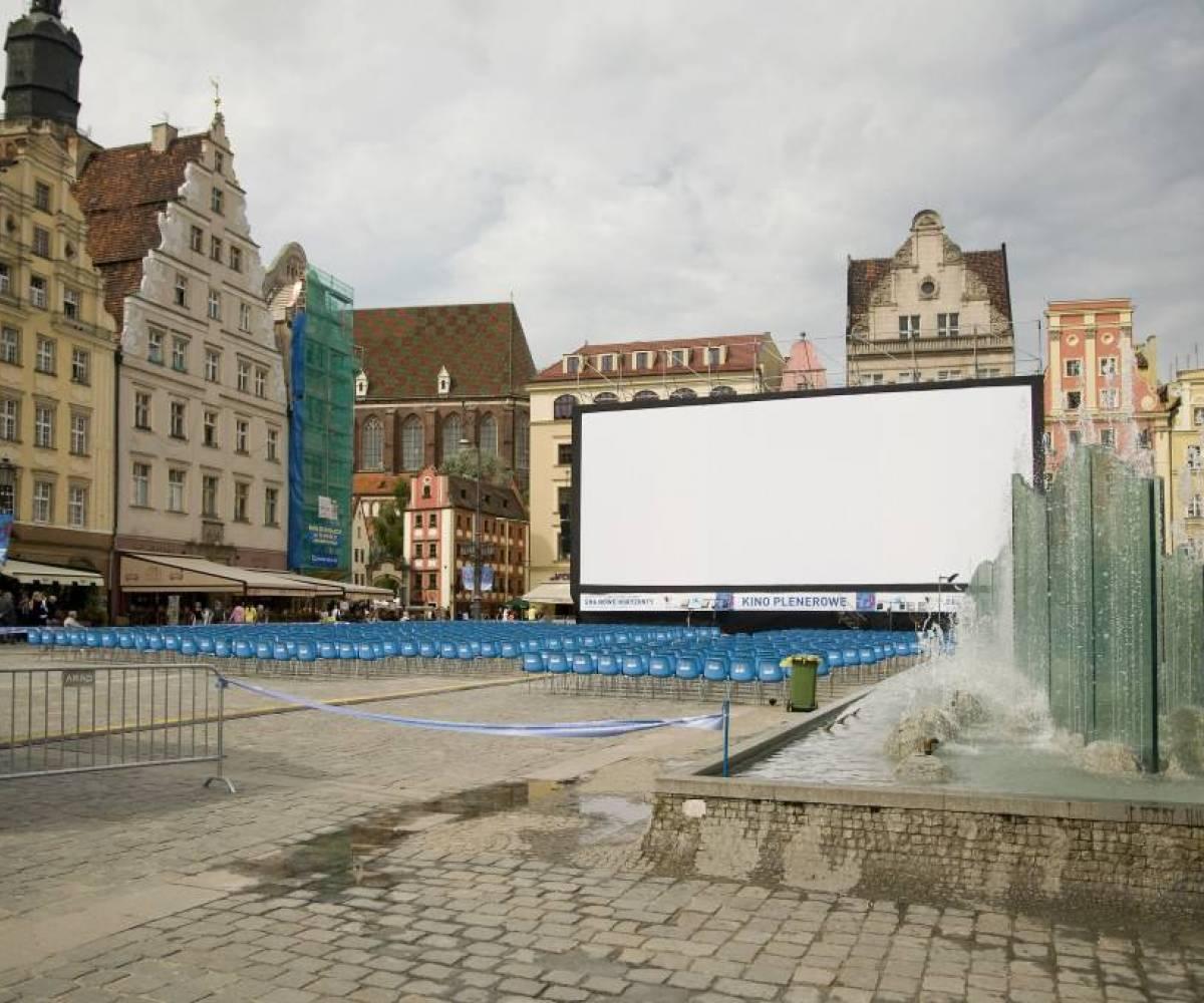 Kino plenerowe Era Nowe Horyzonty